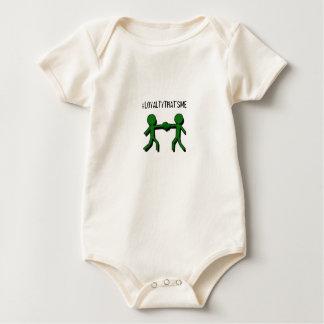 lojala bebist-skjortor body för baby