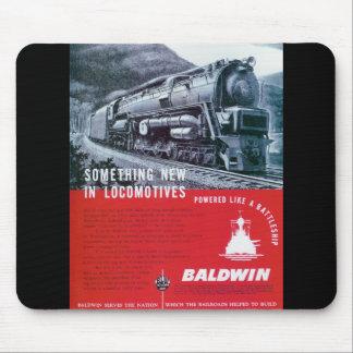 Lokomotiv för turbin för ånga för Baldwin Musmatta