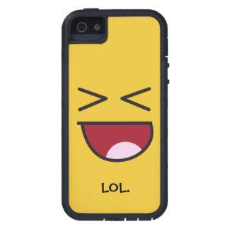 LOL-emoji iPhone 5 Skydd