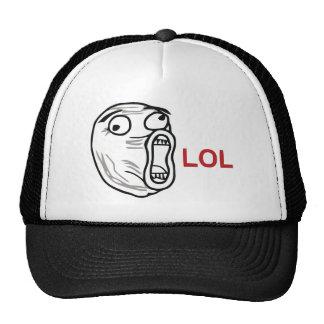 LOL-meme Trucker Kepsar