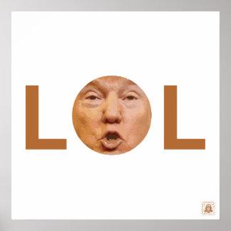 LOL-TRUMF (minns när det var stillbilden per Poster