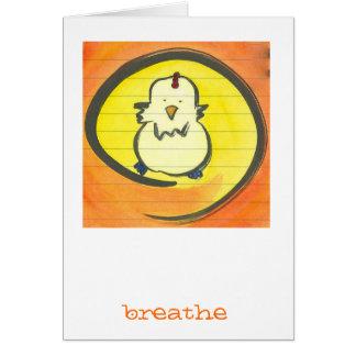 Lola andas hälsningskort