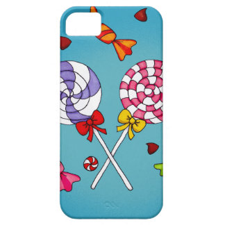 Lolli klubba iPhone 5 fodral