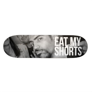 "Londale ""äter min kort!"", catchphraseSkateboard Skateboard Bräda 19,5 Cm"