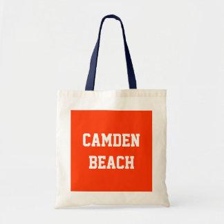 London att kalla hänger lös - Camden Budget Tygkasse
