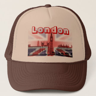 London baseballhatt keps