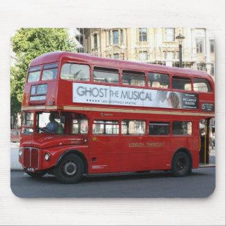 London buss mus matta