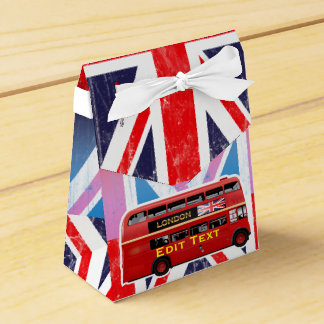 London den röda bussen presentaskar