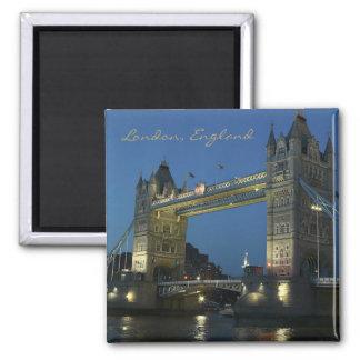London England reser magneten för fotosouvenirkyle