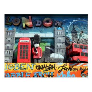 London England Vykort