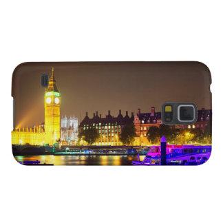 London flod och stora Ben Galaxy S5 Fodral