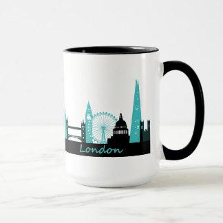London horisont mugg