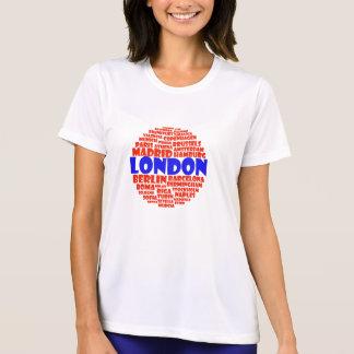 London och annan stadsT-tröja Tee Shirt