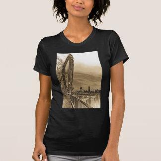 London öga och Westminster konst T-shirts