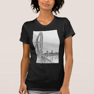 London öga och Westminster konst Tshirts