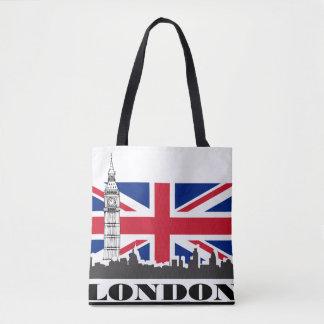 London pride tygkasse