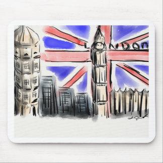 London produkter mus mattor