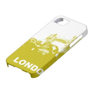 London stadsaffisch iPhone 5 skydd
