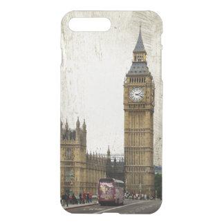 London stora Ben och buss iPhone 7 Plus Skal