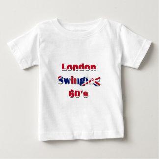 London svängande 60-tal tee shirt