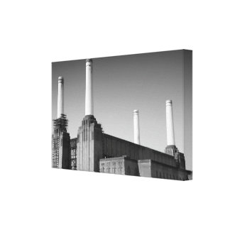 London symbolsBattersea kanfas Canvastryck