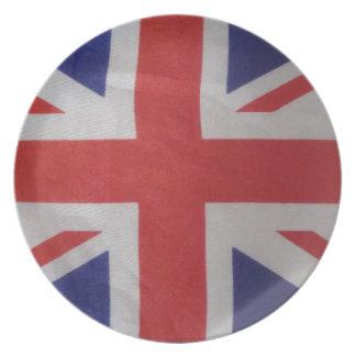 london union tallrik