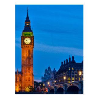 London - United Kingdom Vykort