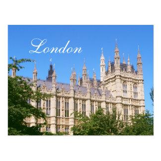 London vykort