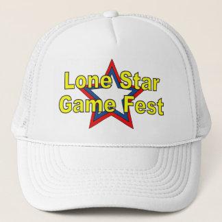 Lonestar Gamefest hatt Truckerkeps
