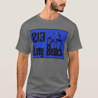 Long Beach (213) -- T-tröja T Shirts