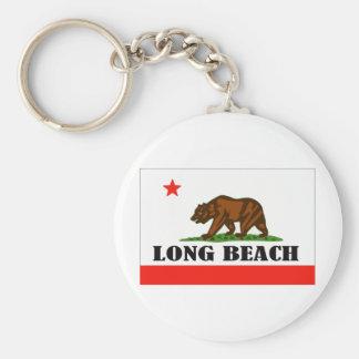 Long Beach -- Produkter Rund Nyckelring
