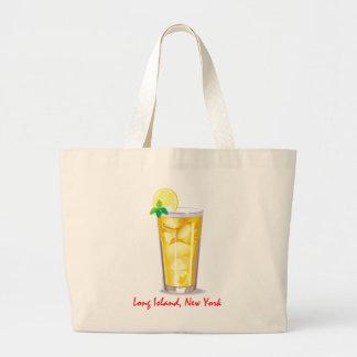 Long Islandet Iced Tea Jumbo Tygkasse