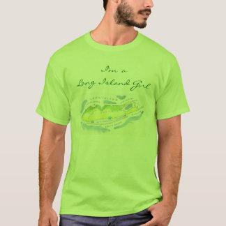 Long Islandflicka Tshirts