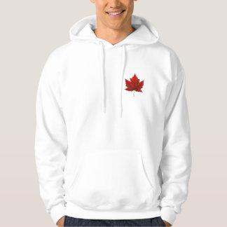 Lönnlöv för tröja för Kanada HoodieKanada Hoodie