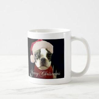 LOOK för god julMOPSSANTA HATT Kaffemugg