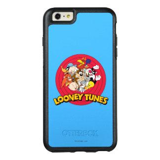 LOONEY TUNES™-teckenlogotyp OtterBox iPhone 6/6s Plus Skal