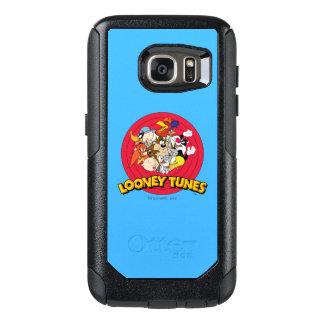 LOONEY TUNES™-teckenlogotyp OtterBox Samsung Galaxy S7 Skal