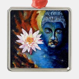 lord buddha 1 julgransprydnad metall