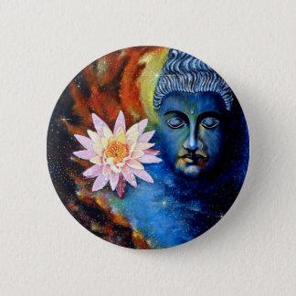 lord buddha 1 standard knapp rund 5.7 cm