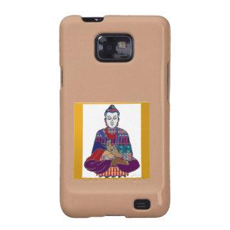 Lord Lärare Meditation för BUDDHA ledar- Yogaande Galaxy S2 Skydd