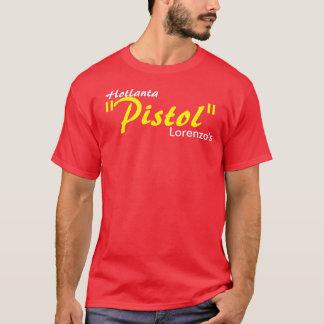 "Lorenzos ""pistol"", Hotlanta Tee Shirt"