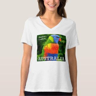 lorikeets tee shirt