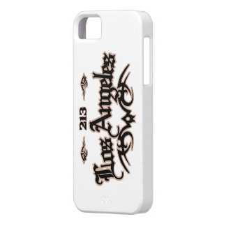Los Angeles 213 iPhone 5 Case-Mate Skal
