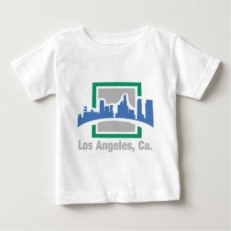 Los Angeles Ca.-horisont T-shirts