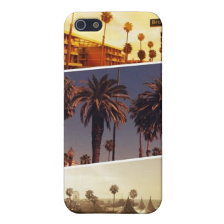Los Angeles Collageiphone case iPhone 5 Skal