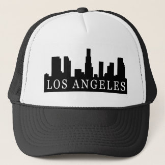 Los Angeles horisont Truckerkeps