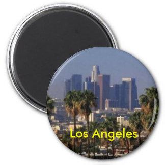 Los Angeles Kalifornien magnet Magnet Rund 5.7 Cm