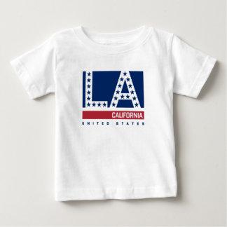 Los Angeles Kalifornien | röd, vit- & Tröja