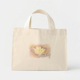 lotusblomma 44 mini tygkasse