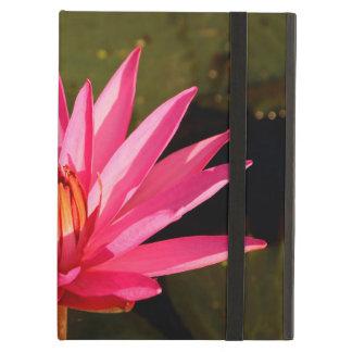 Lotusblommablomma i naturen fodral för iPad air